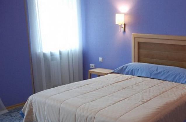 Стандарт c двухспальной кроватью - стандарт Дабл